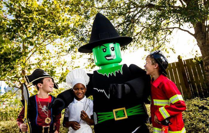 Halloween en Legoland