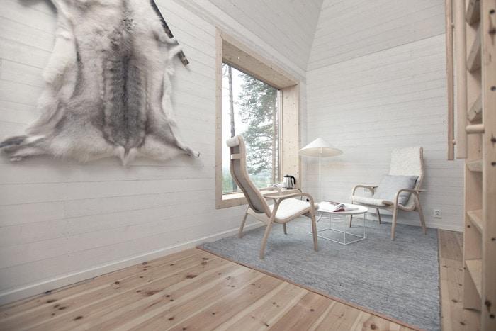 Hotel Treehotel en Suecia