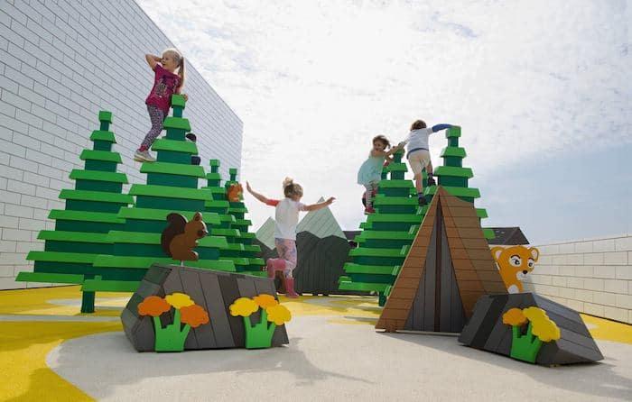 Casa de LEGO en Billund