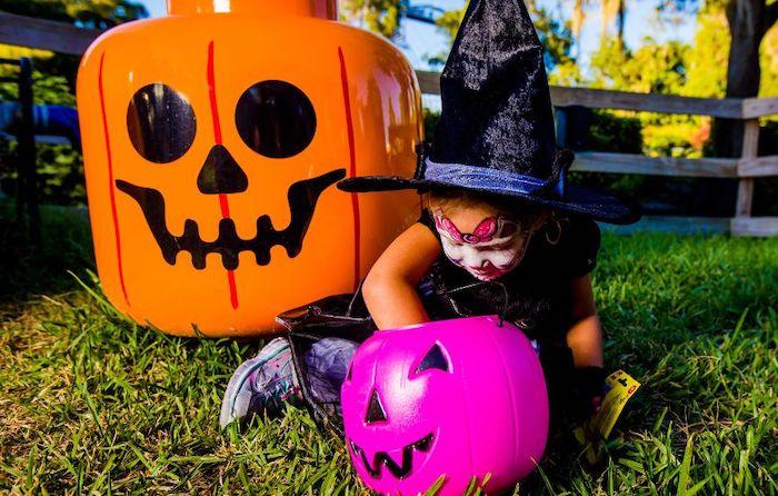 Halloween 2019 con niños en Legoland