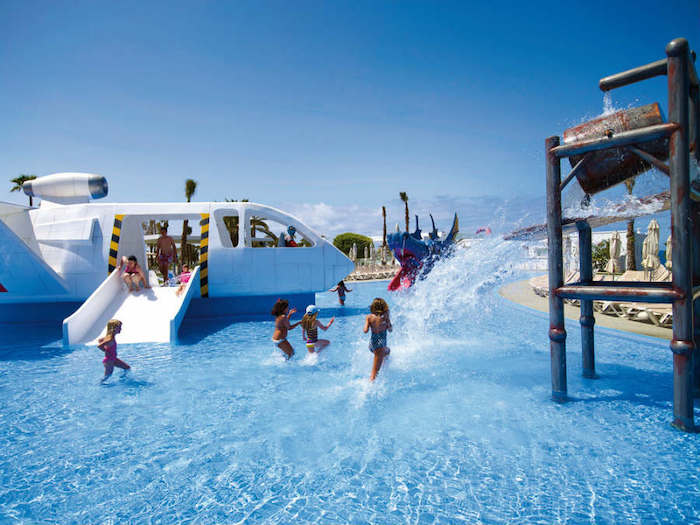 Hotel Riu Gran Canaria en Maspalomas para ir con niños