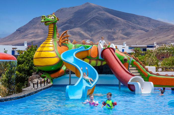 Gran Castillo Tagoro Family & Fun Playa Blanca en Lanzarote