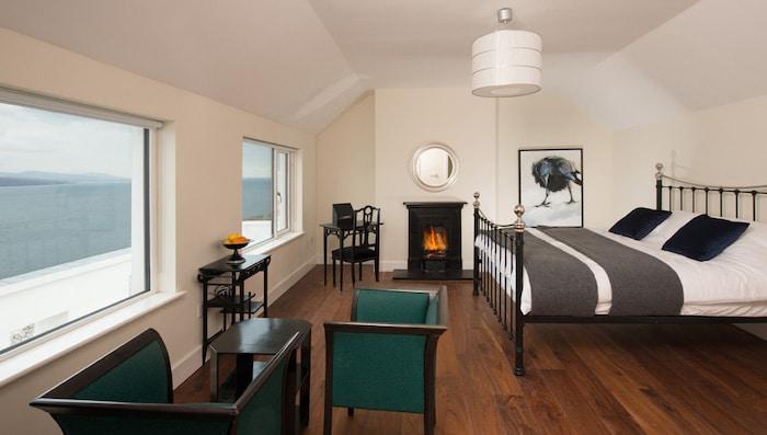 Hotel faro en Isla de Irlanda