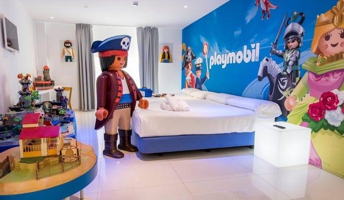 Hotel del Juguete en Alicante
