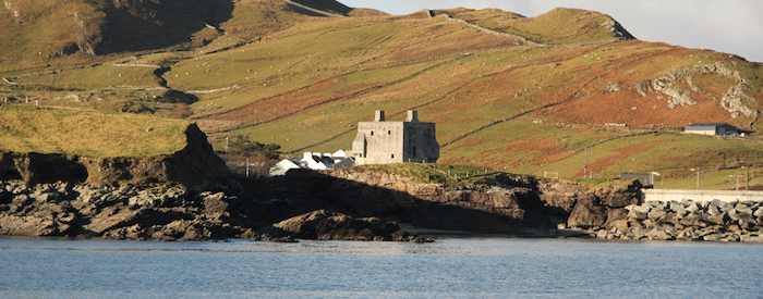 Isla de Clare en Irlanda