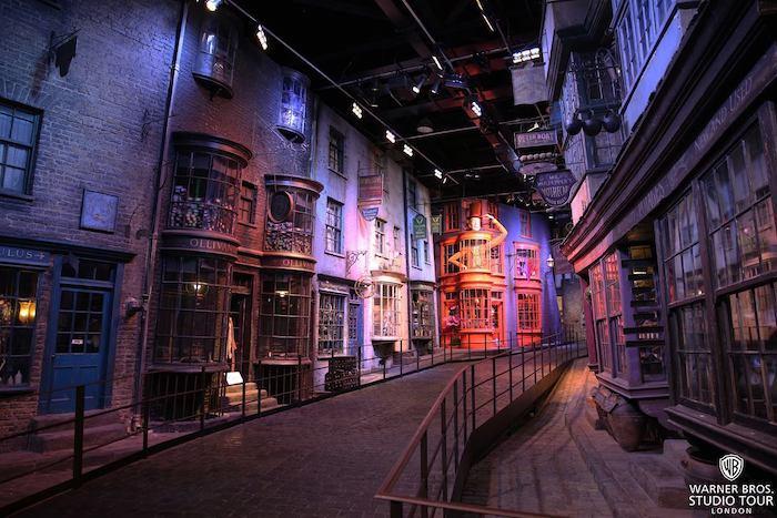 Warner Bros Studio Tour en Londres