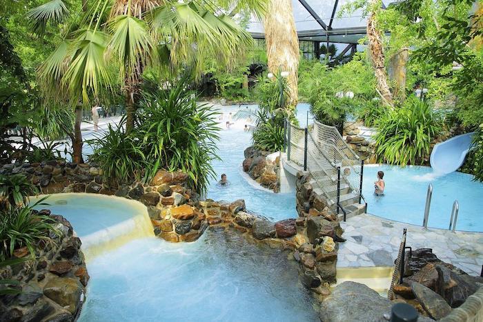 hotel con parque acuático en los Países Bajos