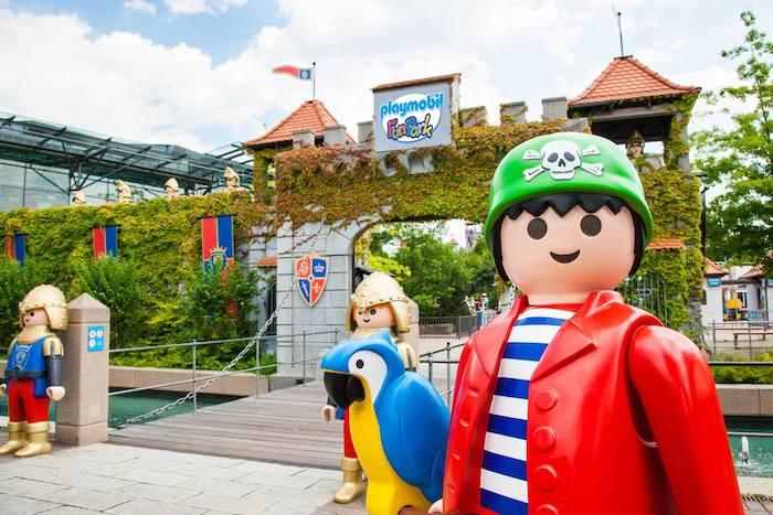 Parque Playmobil FunPark en Alemania