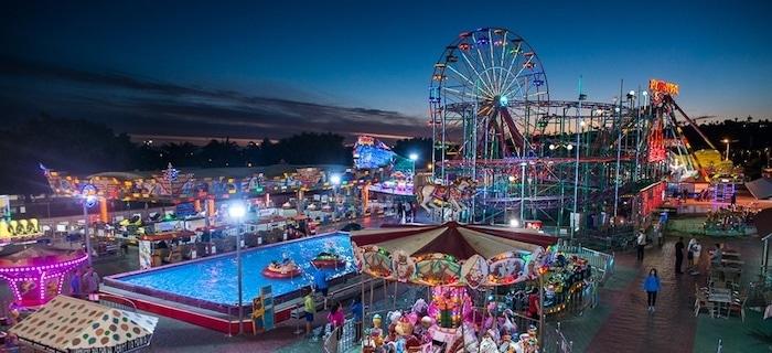 Parque de atracciones Holiday World en Gran Canaria