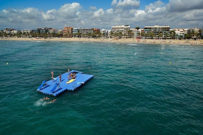 playas de Salou para ir con niños