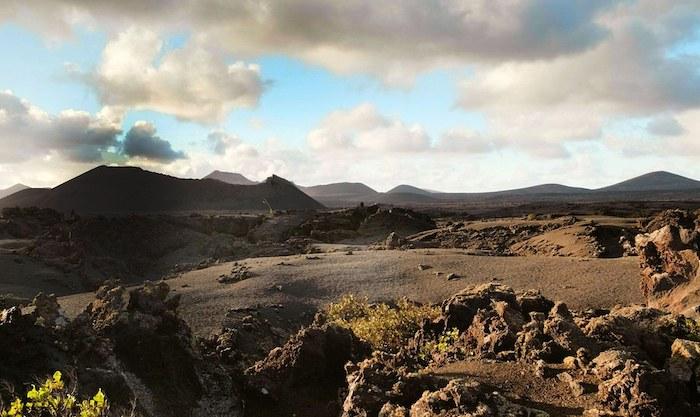 Volcanes Islas Canarias